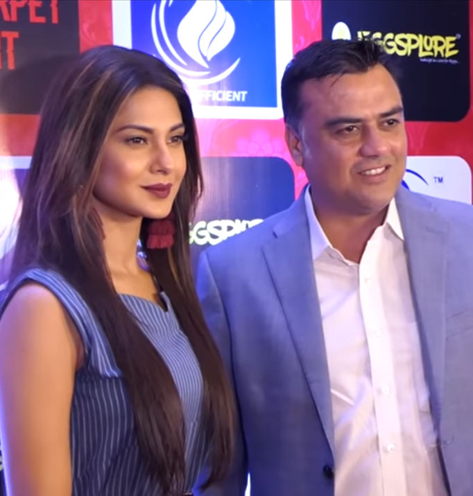 Jennifer Winget Launching Insure efficient Apps