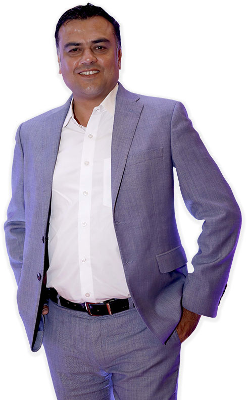 Parthiv Group CEO Image